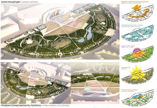 Парк «Ходынское поле»