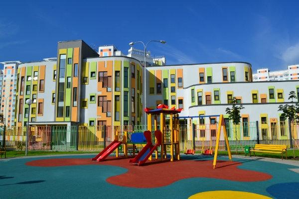 Детский сад и школа нового поколения