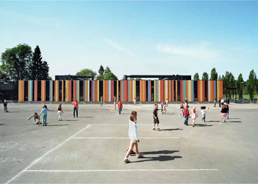 Международная школа в Осло. 2006-2009, JVA