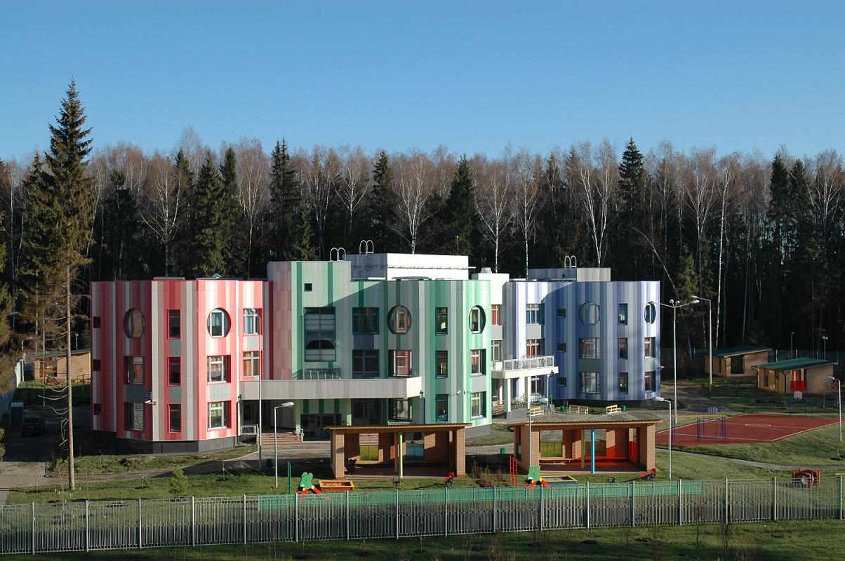фотографии детский сад город зеленоград