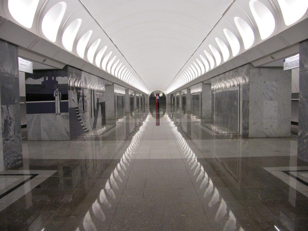 Станция метро Достоевская
